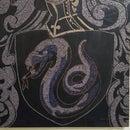 Slytherin Bead Art