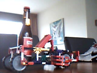 Knex Beer Transport Car