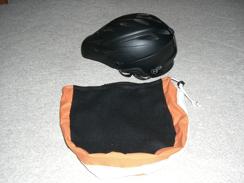 Protective Bag for a  Alpine Ski Helmet