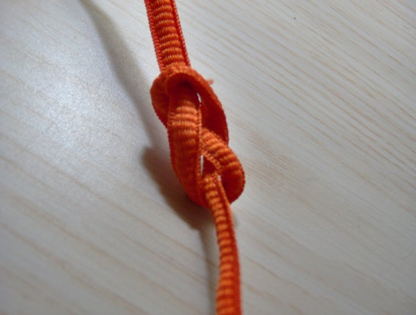 Figure 8 Knot and Double 8 Knot
