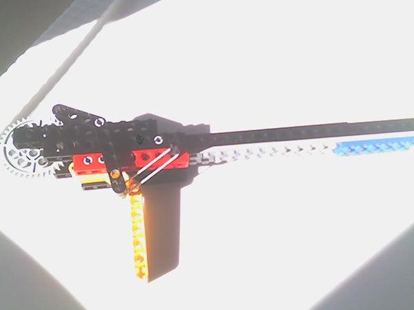 Another Lego Rubber Band Gun