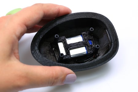 Project Example : 3D Printed and Sewable Enclosure