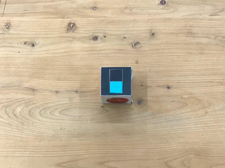 Create a Cube-shaped Object