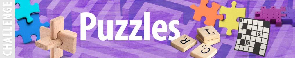 Puzzles Challenge