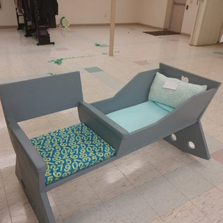 Building a Rocking Chair With a Crib