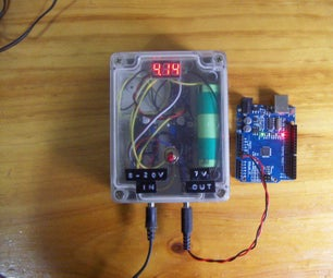 Arduino Supply With Smart Battery Management