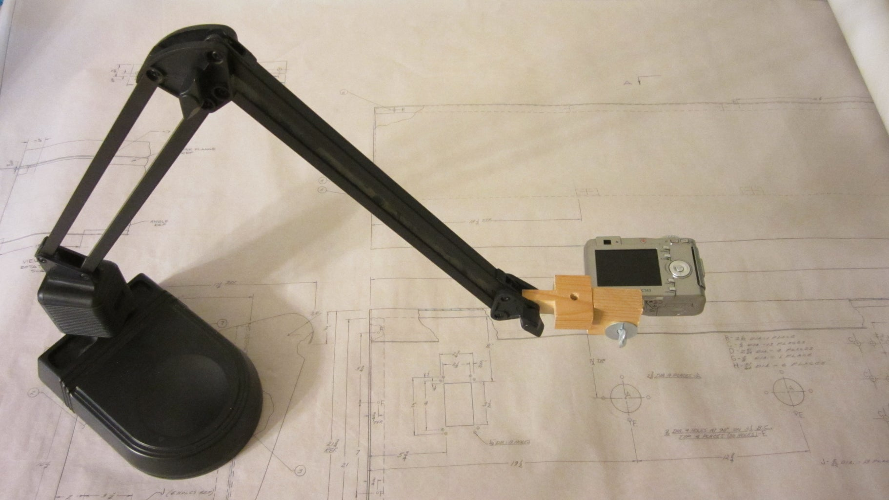 Use Your Articulated Camera Mount