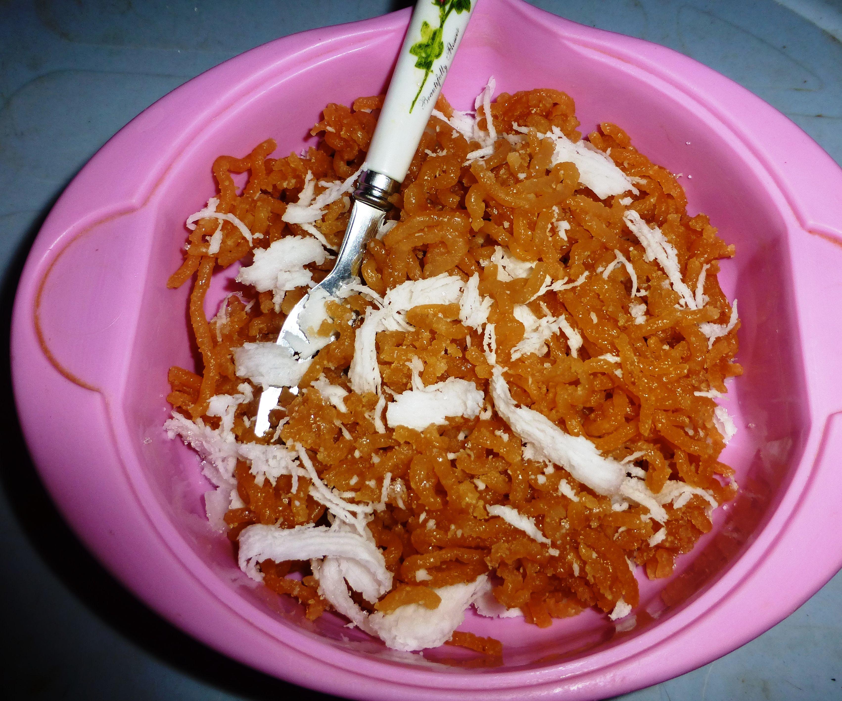 Apple Noodles
