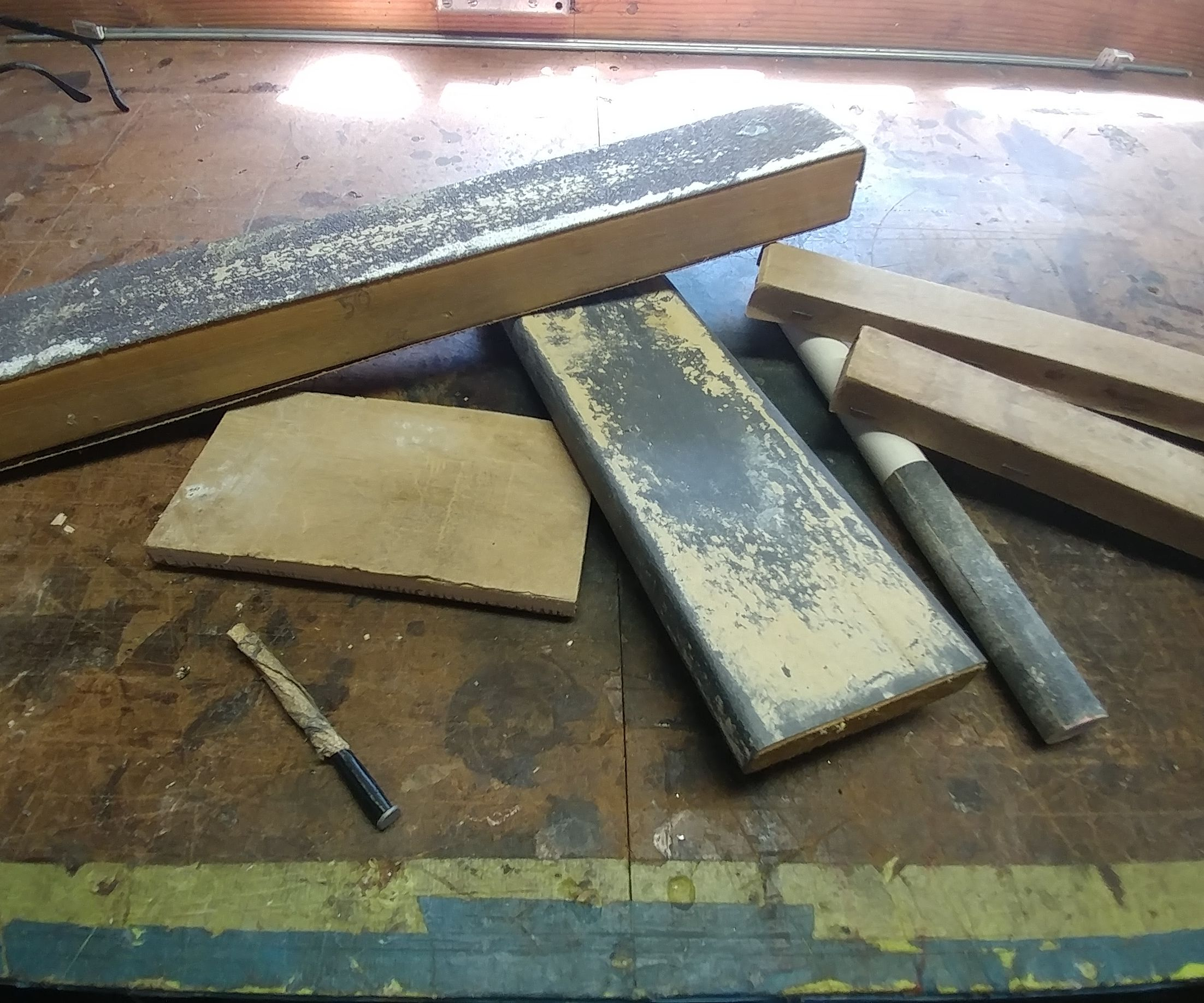 Easy, Cheap, and Versatile Sanding Blocks