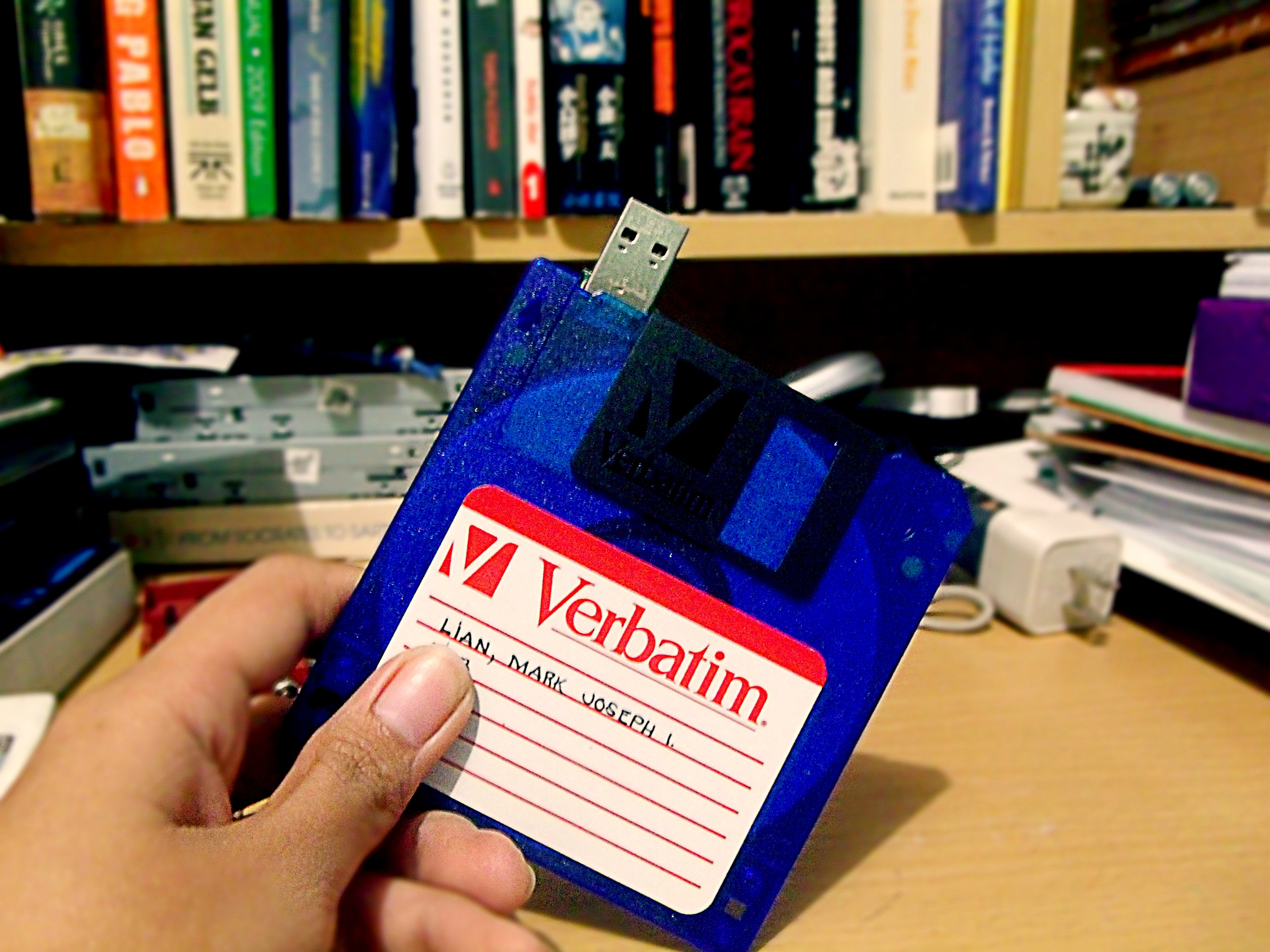 USB Flash Diskette