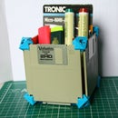 Floppy Disk Storage Case