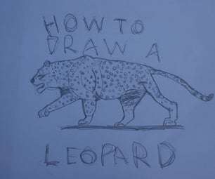 Drawing a Leopard