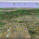 How to use the Google Earth Flyght Simulator