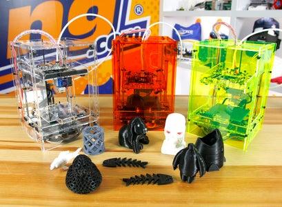 Choosing Your 3D Printer: