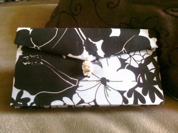 Girly Cardboard Coupon Wallet