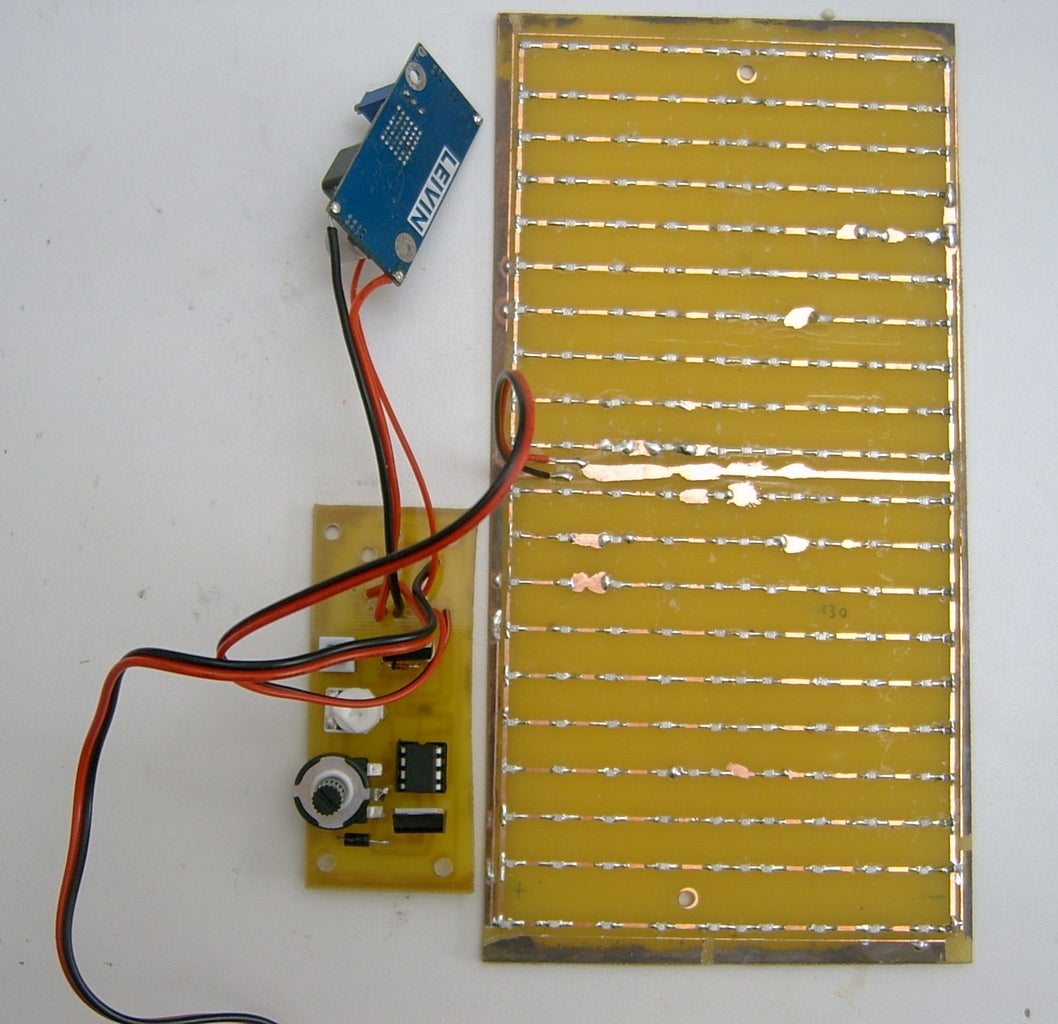 Soldered Components