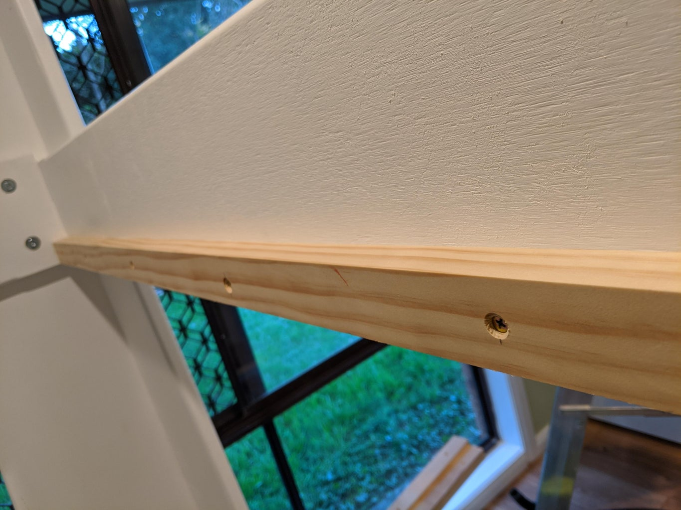 Rip Down Your Final Sheet of Plywood to Make Ladder and Pillow Rails