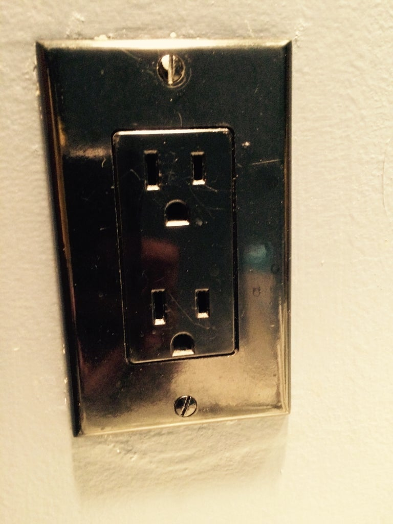 Electrical Hiding Place