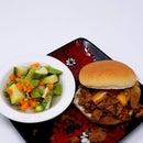 Bulgogi Sandwich (Korean Bulgogi)