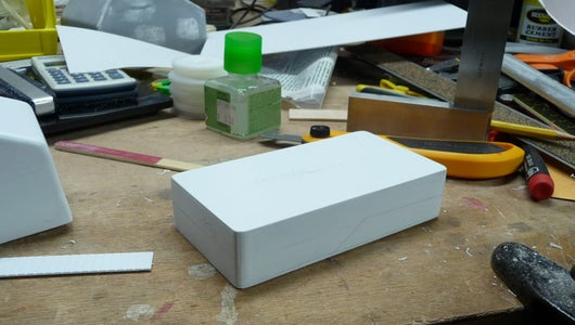 Building the Rear Hull
