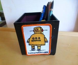 Duct Tape Floppy Box