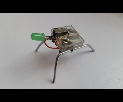 Insect Robot !!