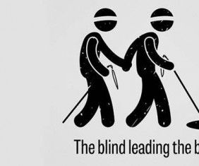 SMART BLIND LEADING STICK