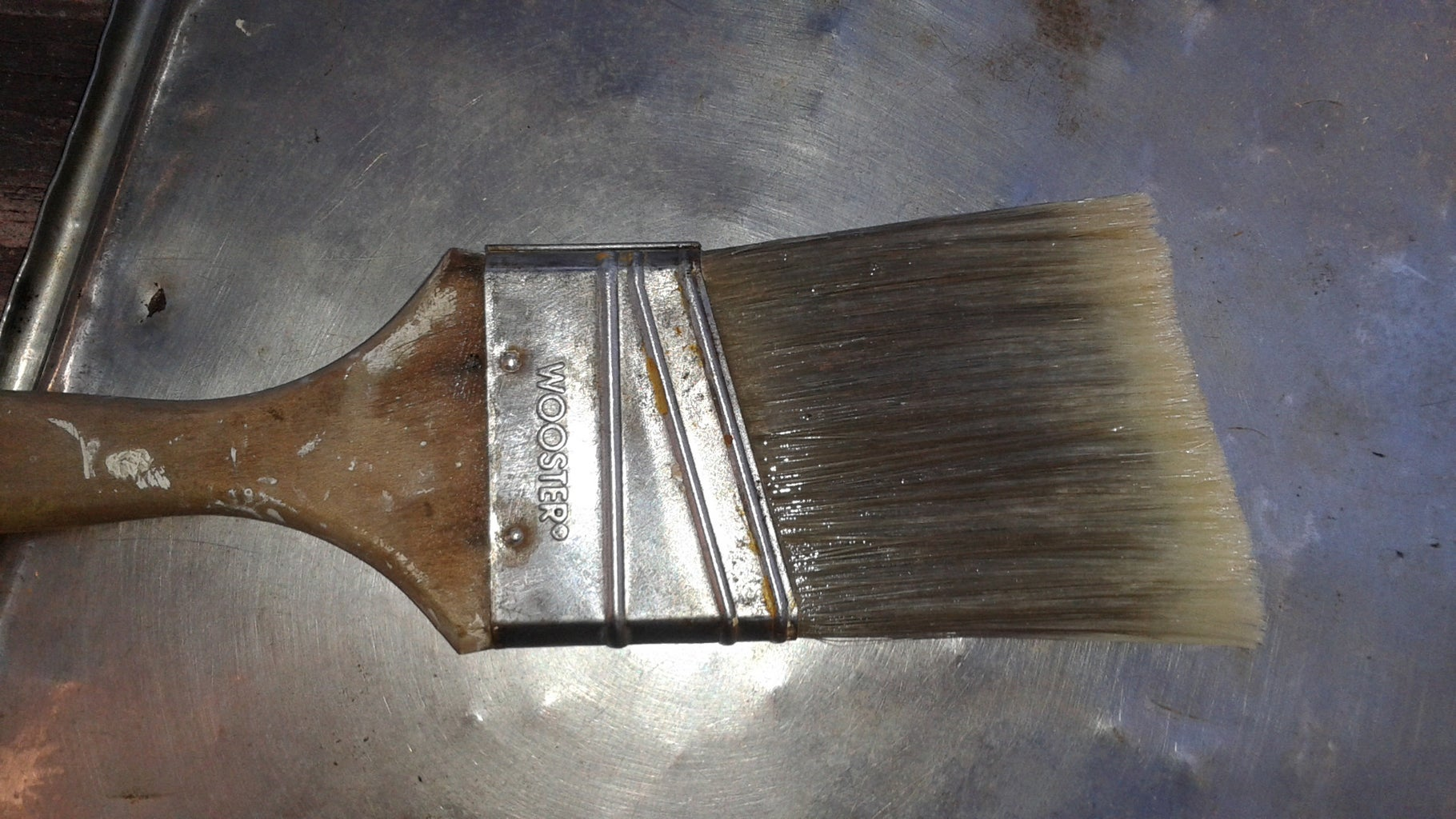 Shaping the Bristles