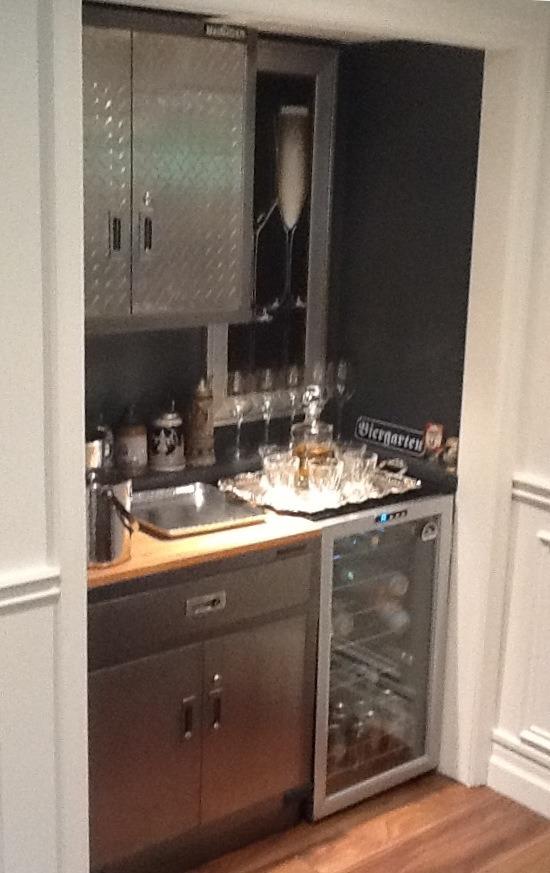 Bar In A Closet
