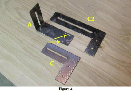 Creating the Slots, Drilling and Bending