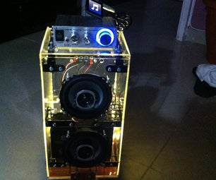 My Awesome Little Boombox