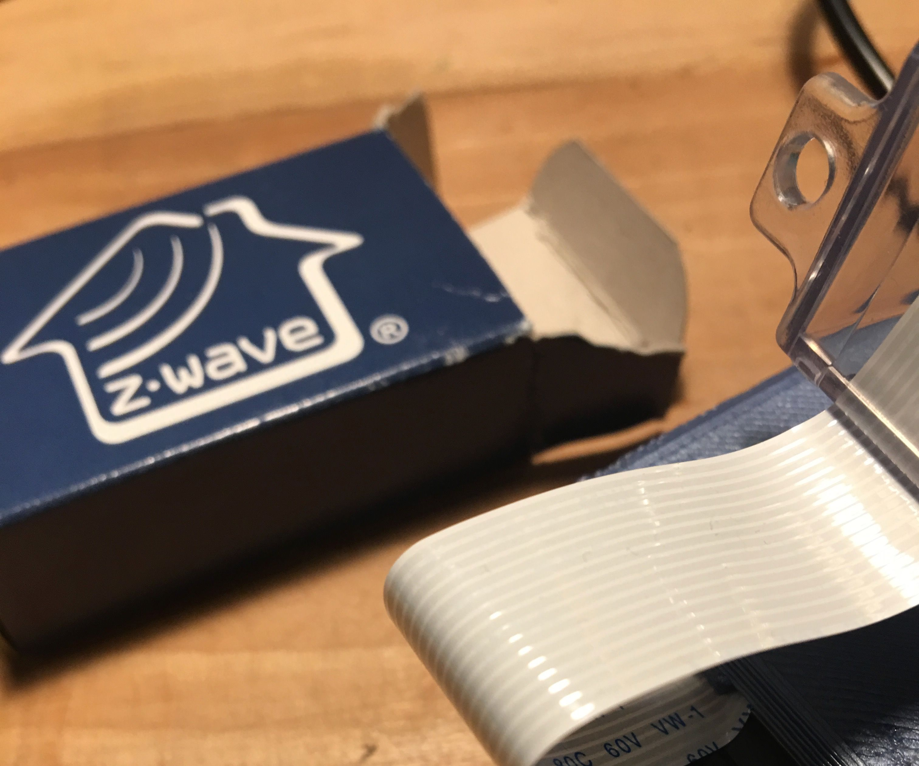 Mozilla IoT Gateway With ESP8266 and Z-Wave