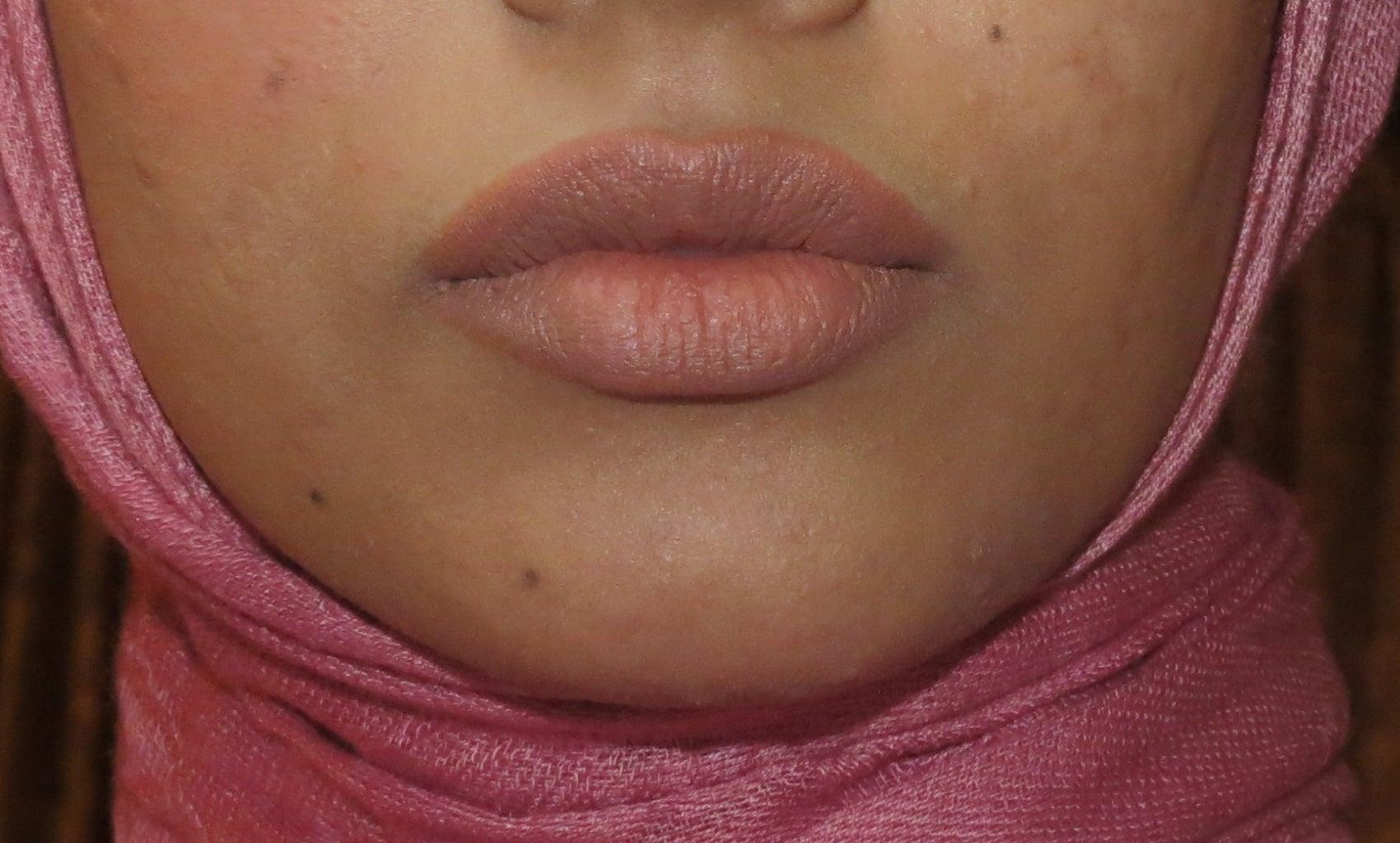 Lipstick Application..