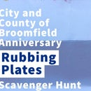 Completing the City and County of Broomfield Anniversary Scavenger Hunt