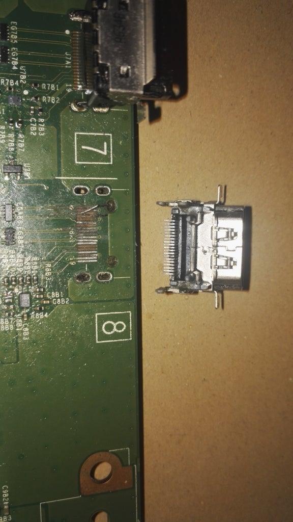 Xbox One S No Signal HDMI Repair