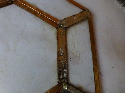 Solder the Hexagonal Piece