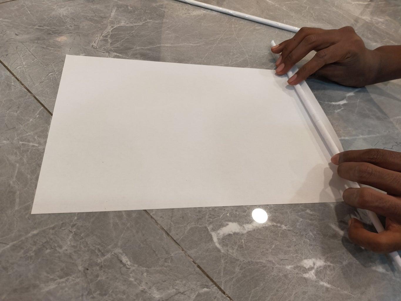 Medium Paper Roll