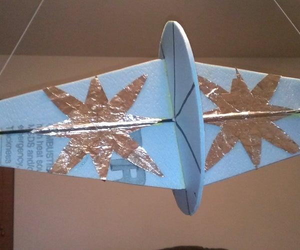 Build a Flippin Kite (aka Ufo Kite)