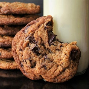 Bake the Cookies, WAIT, and ENJOY!