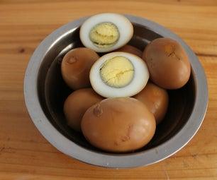 懒人系列之六--乡巴佬鸡蛋