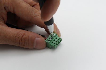 Connect the Electronic Modules