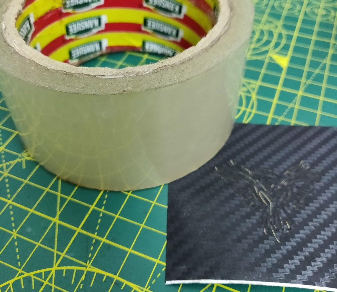 Vinyl Cutting and Making Custom Stickers