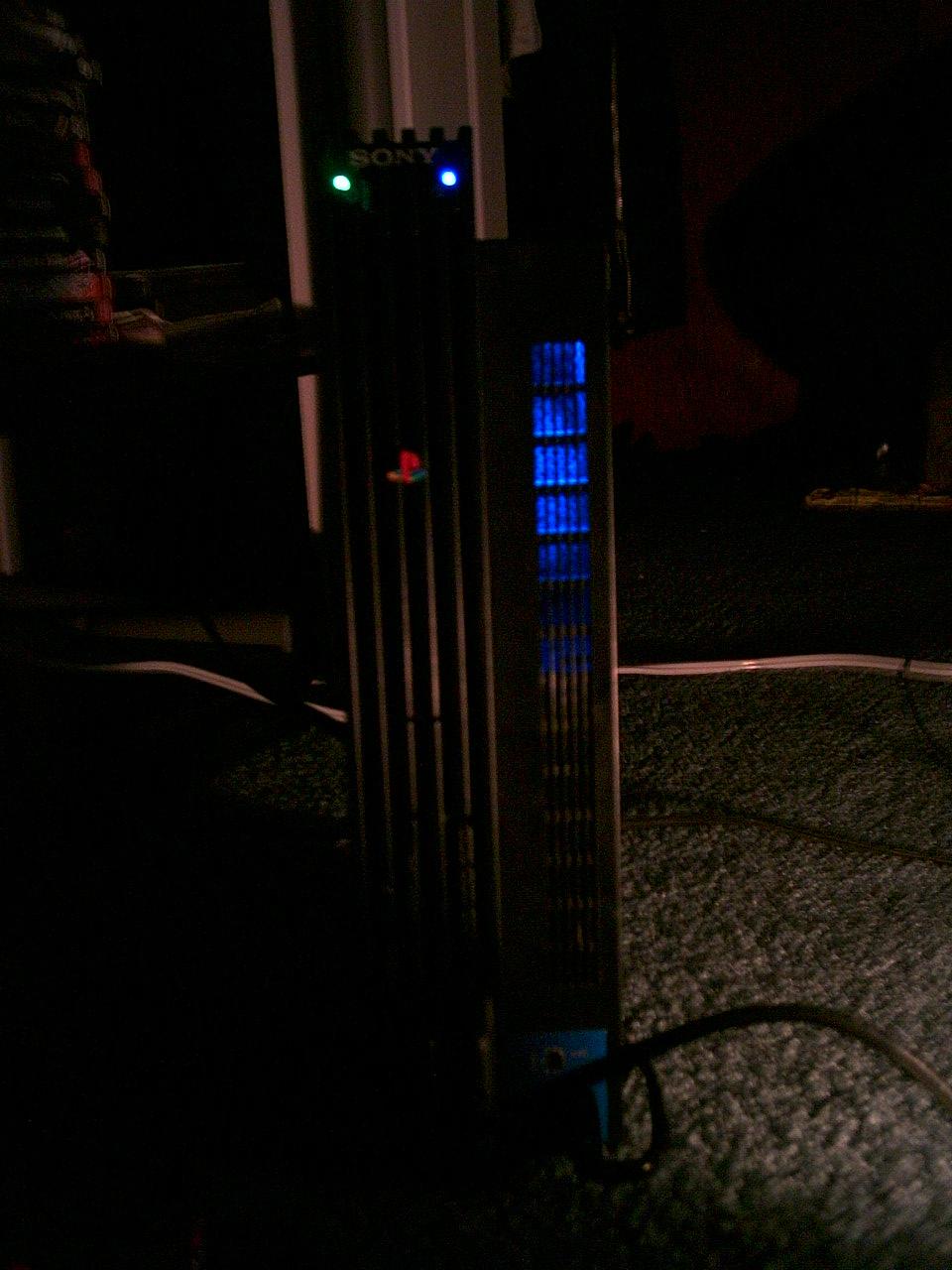LED backlit (not slim) PS2