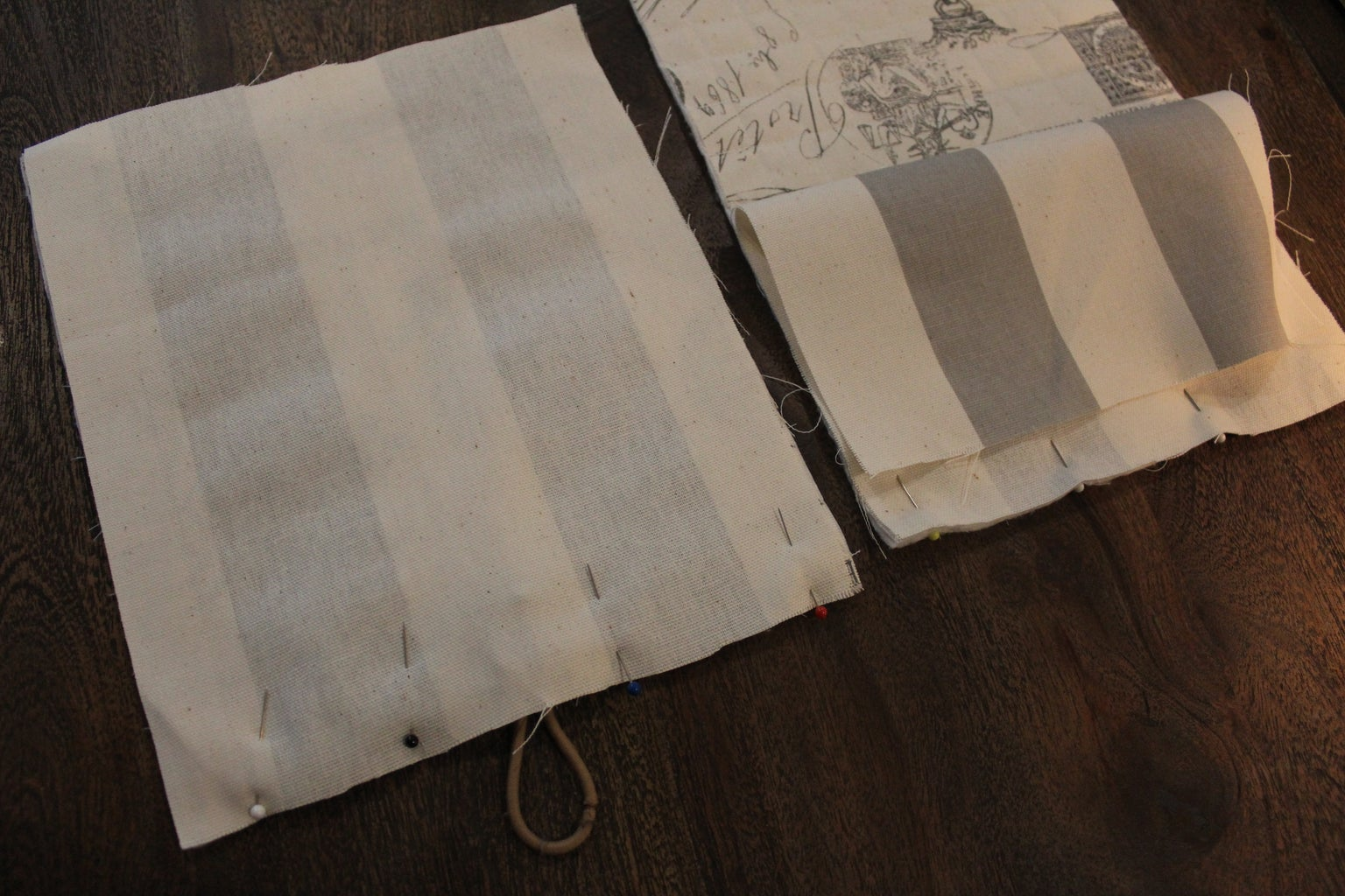 Sew the Inner and Outer Fabrics Together
