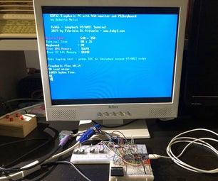ESP32 Basic PC With VGA Output