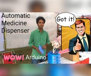 Arduino Based Medicine Dispenser