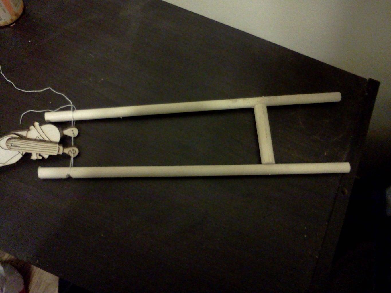 3. Make the Trapeze Rig: