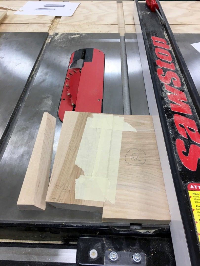 Cut the Right Taper