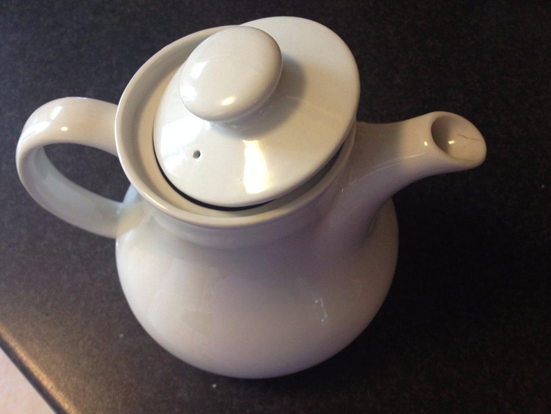 Take a Plain Teapot