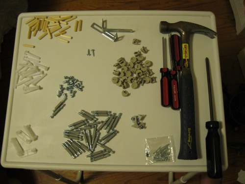 Picture of Tips for Assembly of Your New Masterpiece
